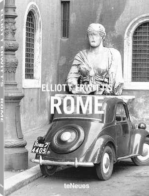 Rome, Small Flexicover Edition de Elliott Erwitt