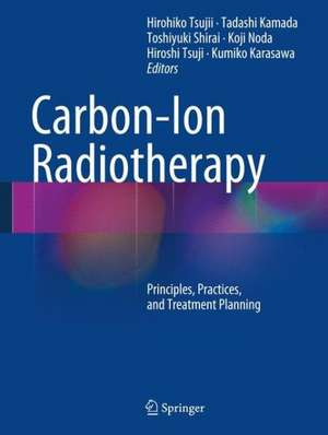 Carbon-ion Radiotherapy