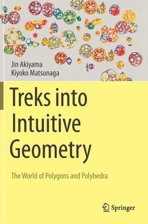 Treks into Intuitive Geometry imagine