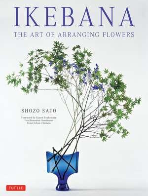 Ikebana: The Art of Arranging Flowers imagine