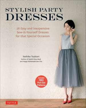 Stylish Party Dresses imagine