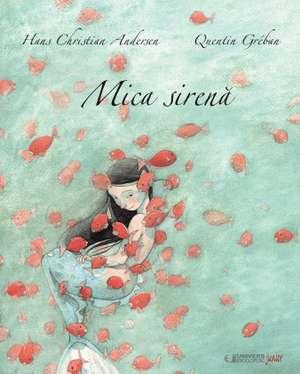 Mica sirenă de Hans Christian Andersen