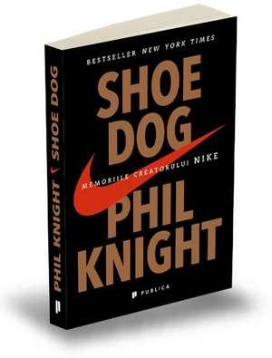 Shoe Dog de Phil Knight