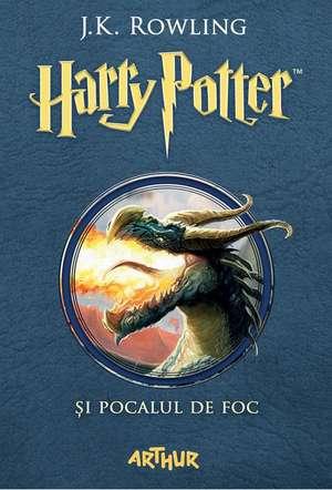 Harry Potter și Pocalul de Foc (#4) Harry Potter și Pocalul de Foc (#4) de J. K. Rowling
