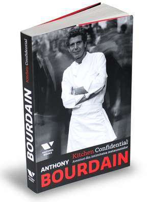Kitchen Confidential de Anthony Bourdain