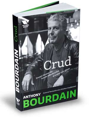 Crud de Anthony Bourdain