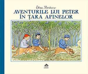 Aventurile Lui Peter In Tara Afinelor de Elsa Beskow