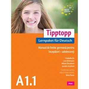 Tipptopp A1.1: Lernpaket fur Deutsch de S. Florea