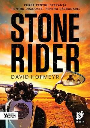 Stone Rider de DAVID HOFMEYER
