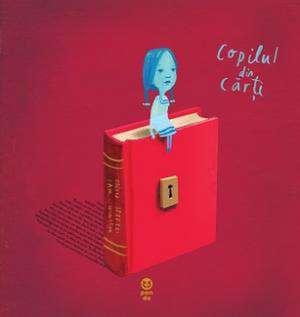 Copilul din Cărți de Oliver Jeffers