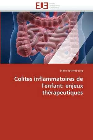 Colites Inflammatoires de L''Enfant