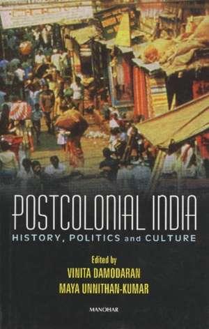 Post Colonial India de Vinita Damodaran
