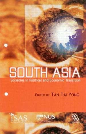 South Asia de Tai Yong Tan