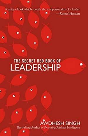 Secret Red Book of Leadership