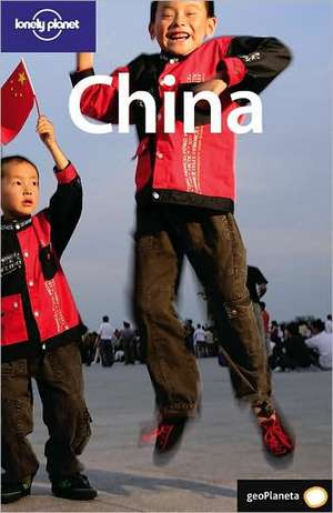 Lonely Planet China de Damian Harper