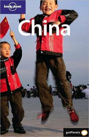 Lonely Planet China de Damian Harper