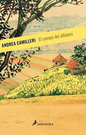 Campo del Alfarero, El (Montalbano 17) de Andrea Camilleri