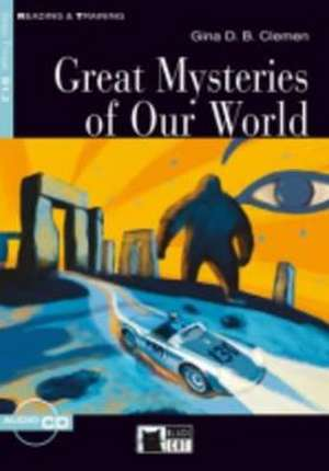Great Mysteries of Our World+cd de Gina Clemen