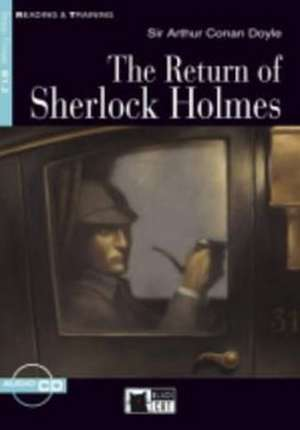 Return of Sherlock Holmes+cd:  Magic, Witches and Vampires [With CD]