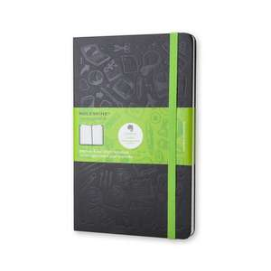 Moleskine Evernote Smart Notebook, Large A5