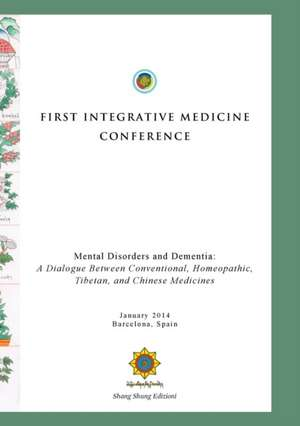 First Integrative Medicine Conference