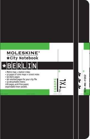 City Notebook Berlin