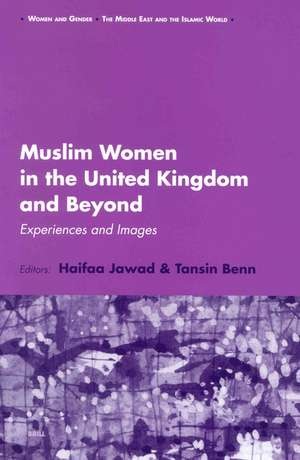 Muslim Women in the United Kingdom and Beyond:  Experiences and Images de Guy D. Nave