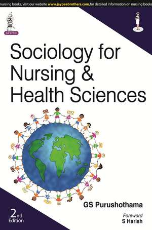 Sociology for Nursing & Health Sciences