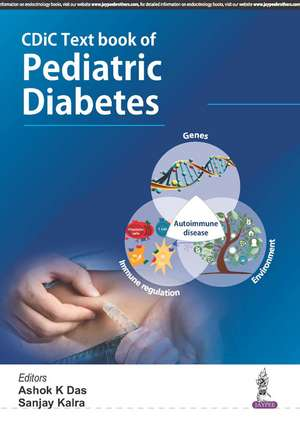 CDiC Textbook of Pediatric Diabetes