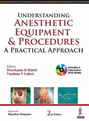 Understanding Anesthetic Equipment & Procedures