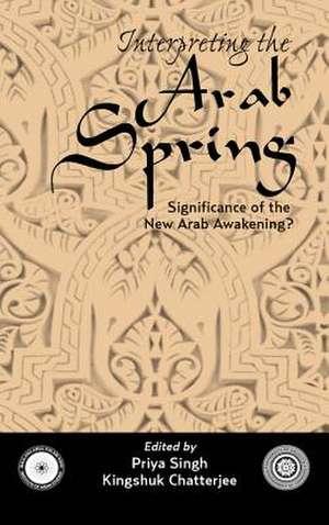 Interpreting the Arab Spring