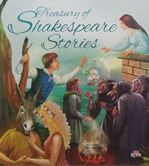 Treasury of Shakespeare Stories