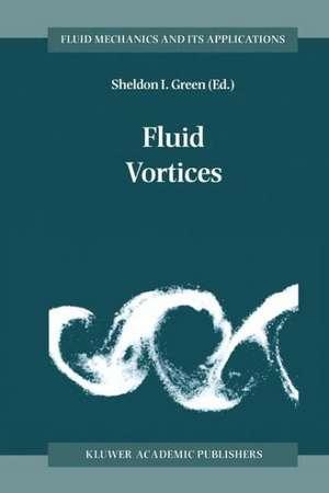 Fluid Vortices de Sheldon Green