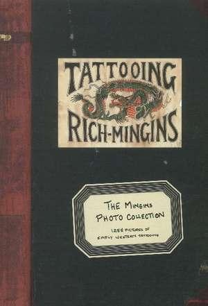 Tattooing Rich-Mingins imagine