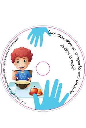 Cum dezvoltăm un comportament alimentar sănătos la copii? de Alina Ioana Ciocodan
