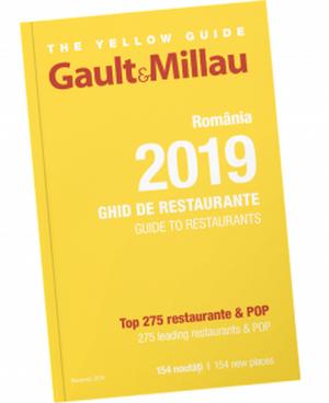 Gault&Millau România Ghid de Restaurante 2019 de Gault&Millau