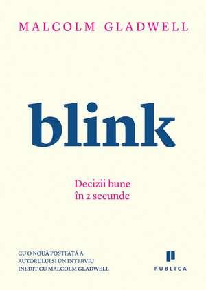 Blink de Malcolm Gladwell