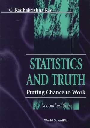 Statistics and Truth imagine