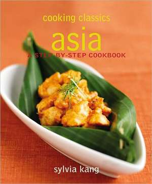 Cooking Classics:  A Step-By-Step Cookbook de Marshall Cavendish
