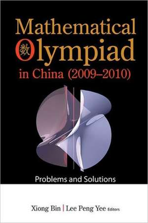 Mathematical Olympiad in China (2009-2010) imagine