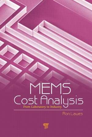 MEMS Cost Analysis de Ron Lawes