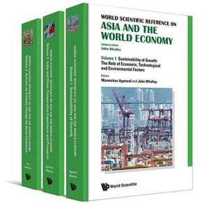World Scientific Reference on Asia and the World Economy (in 3 Volumes)