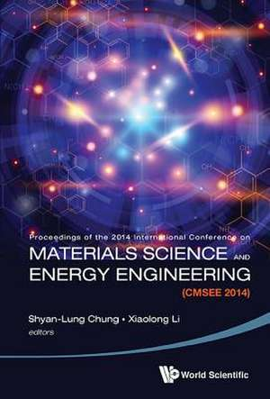 Materials Science and Energy Engineering (Cmsee 2014) - Proceedings of the 2014 International Conference:  Rethinking Migration, Identity and Sociocultural Norms de Shyan-Lung Chung