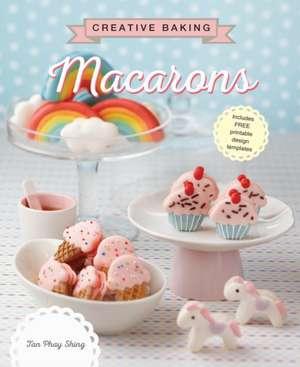 Creative Baking:  Macarons de  Marshall Cavendish Pub