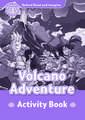 Oxford Read and Imagine: Level 4:: Volcano Adventure activity book