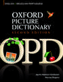 Oxford Picture Dictionary Second Edition: English-Brazilian Portuguese Edition: Bilingual Dictionary for Brazilian Portuguese-speaking teenage and adult students of English.