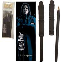 Harry Potter - Snape Wand Pen And Bookmark
