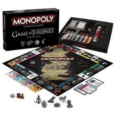 Monopoly Game of Thrones. Collector's Edition