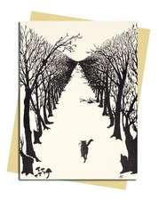 Rudyard Kipling: The Cat that Walked by Himself Greeting Card