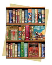 Bodleian Libraries: Boys Adventure Book Greeting Card: Pack of 6